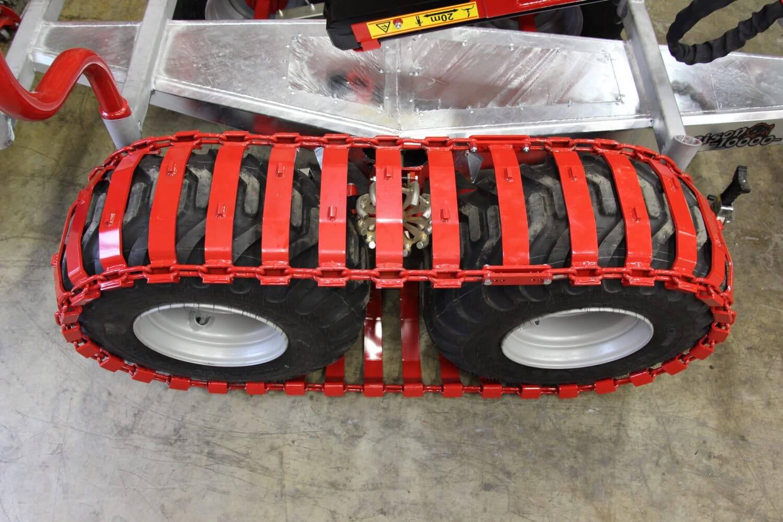 BK-BS104_Boggieband i stål till 400-hjul