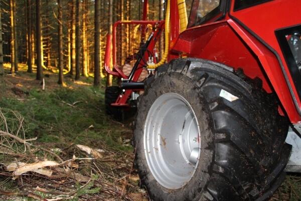 Bredare hjul 19.0/45-17″ Bison 8000