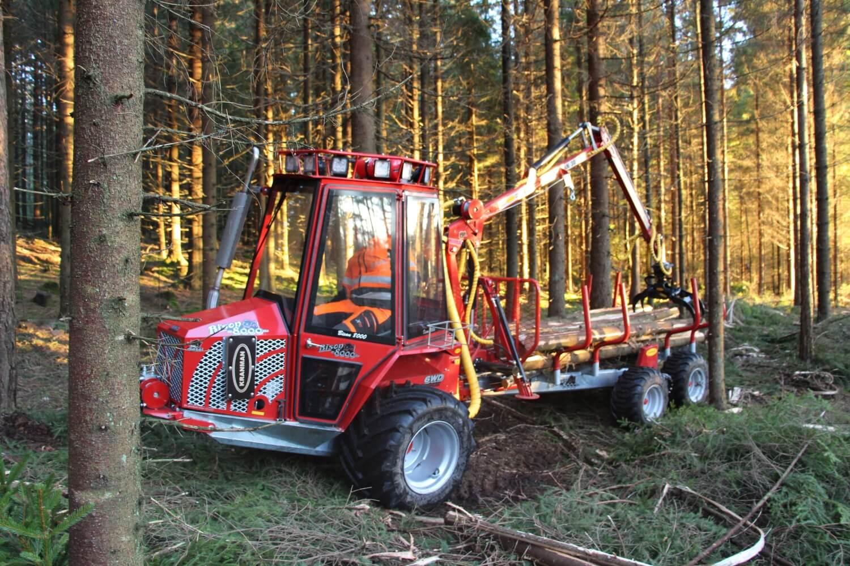 BK-HJ19.0 Bredare hjul