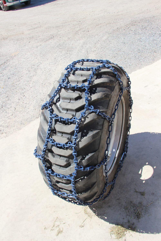 BK-KJ10 Kedjor bakhjul, skördare