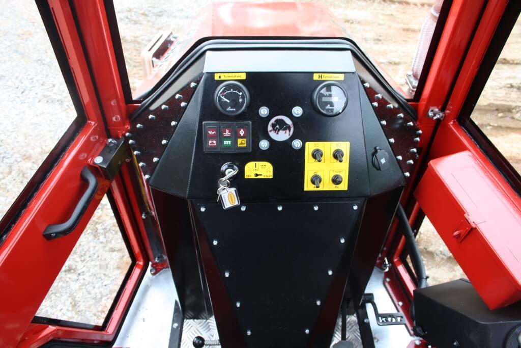 BK-TM Bränslemätare