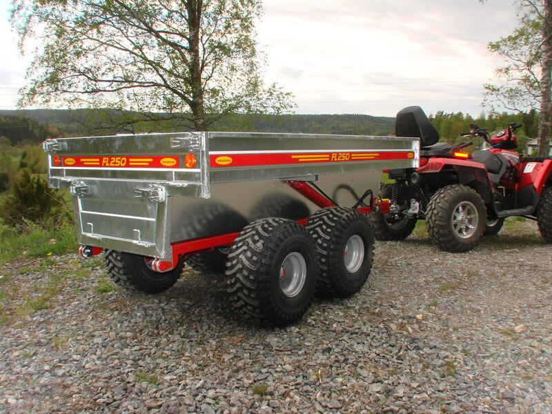Tippvagn FL250V