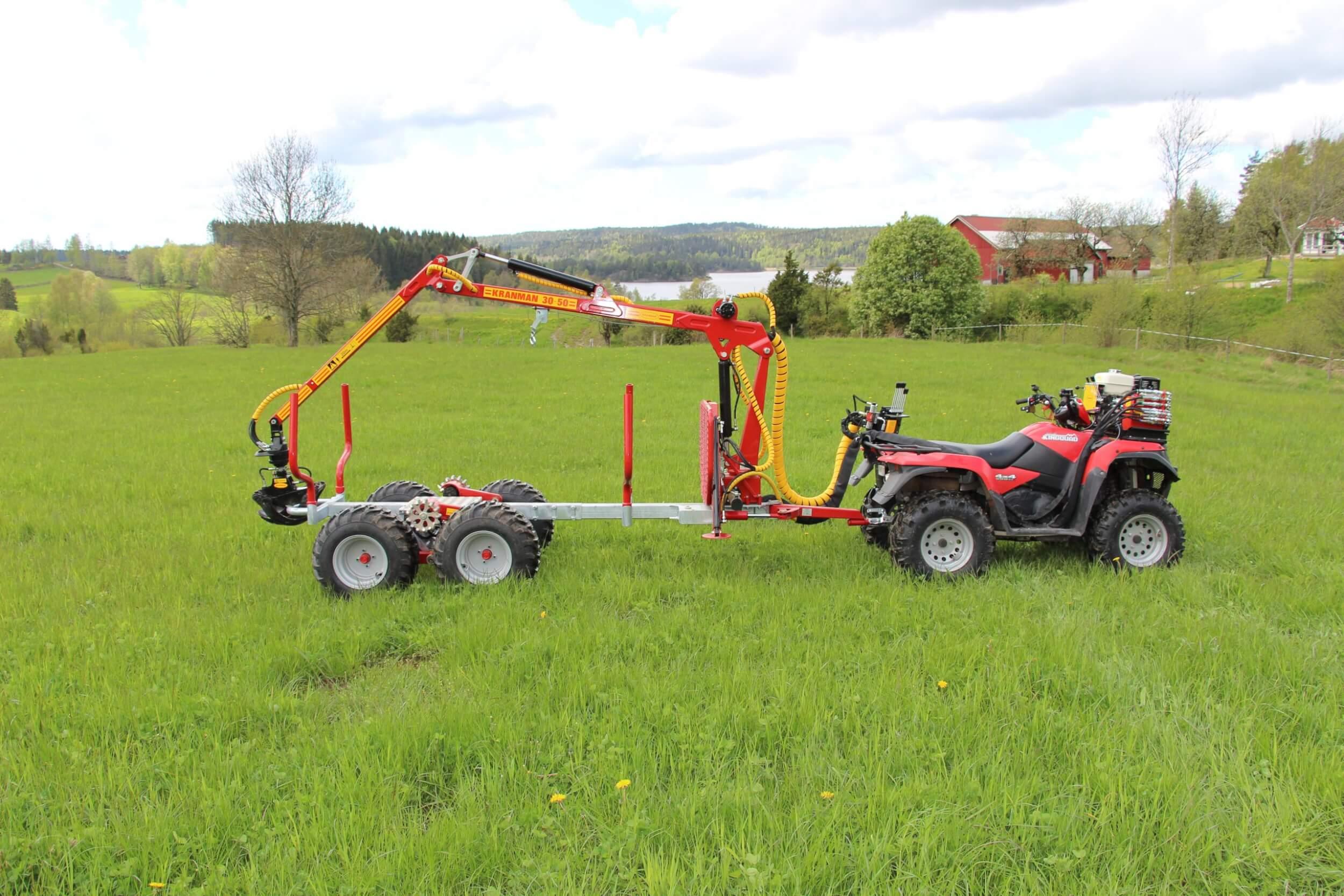 ATV Trailer T1750