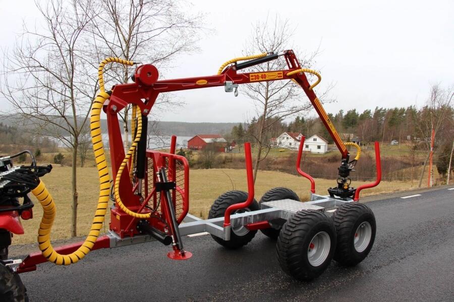 Griplastarvagn T1650