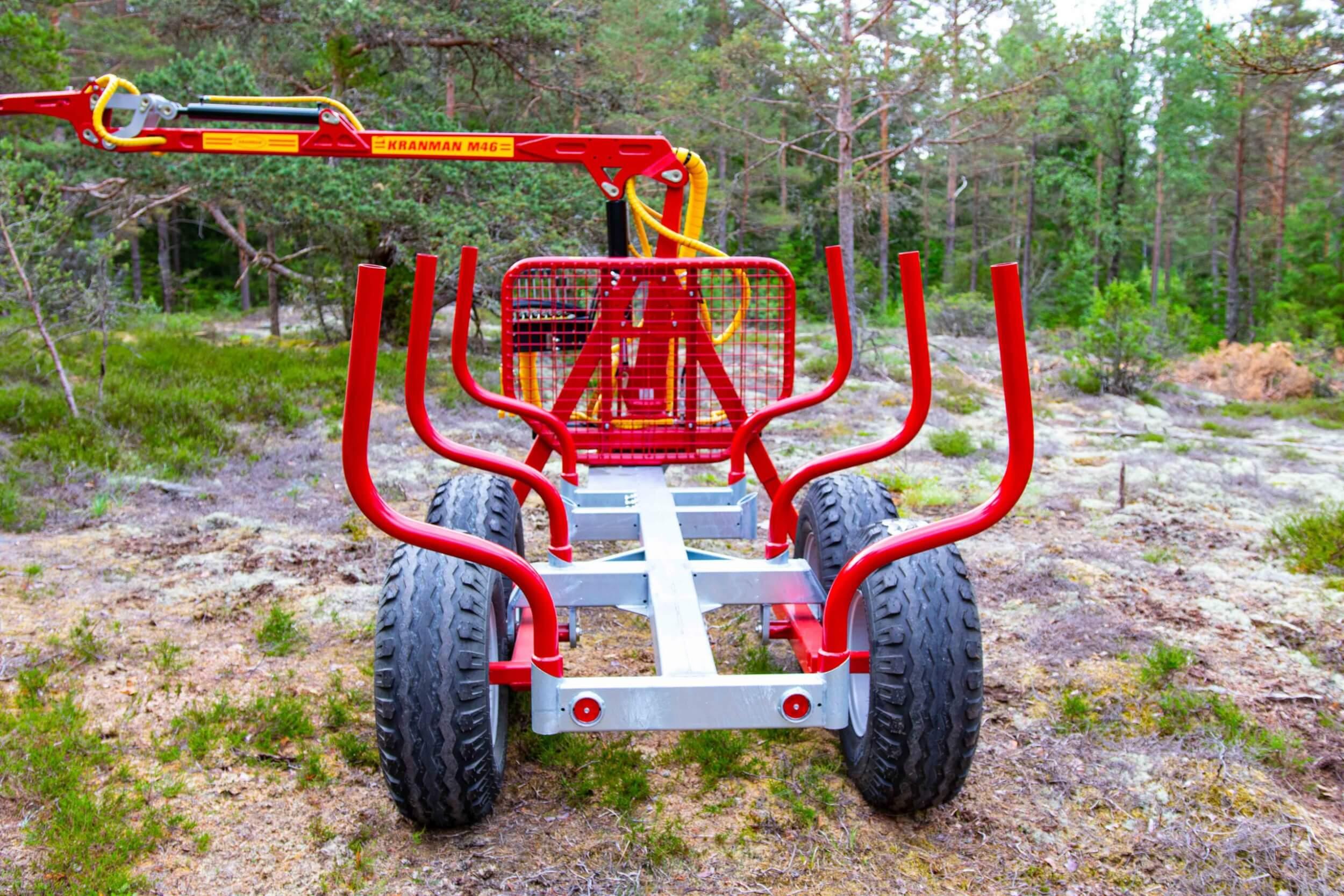 T4600 Griplastarvagn