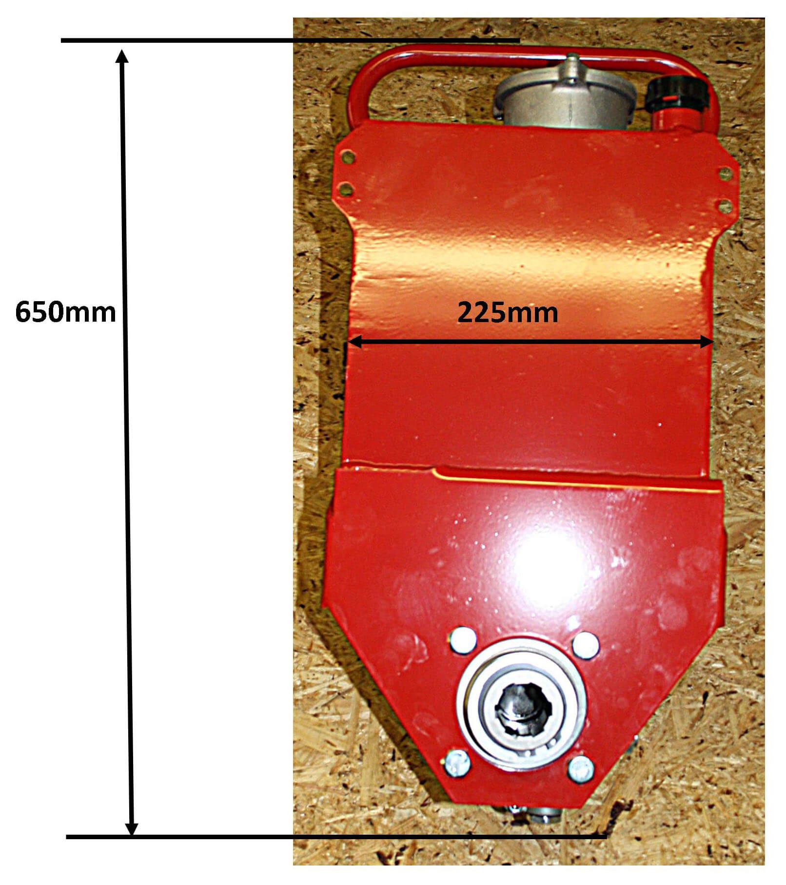 TYryckpack för traktor