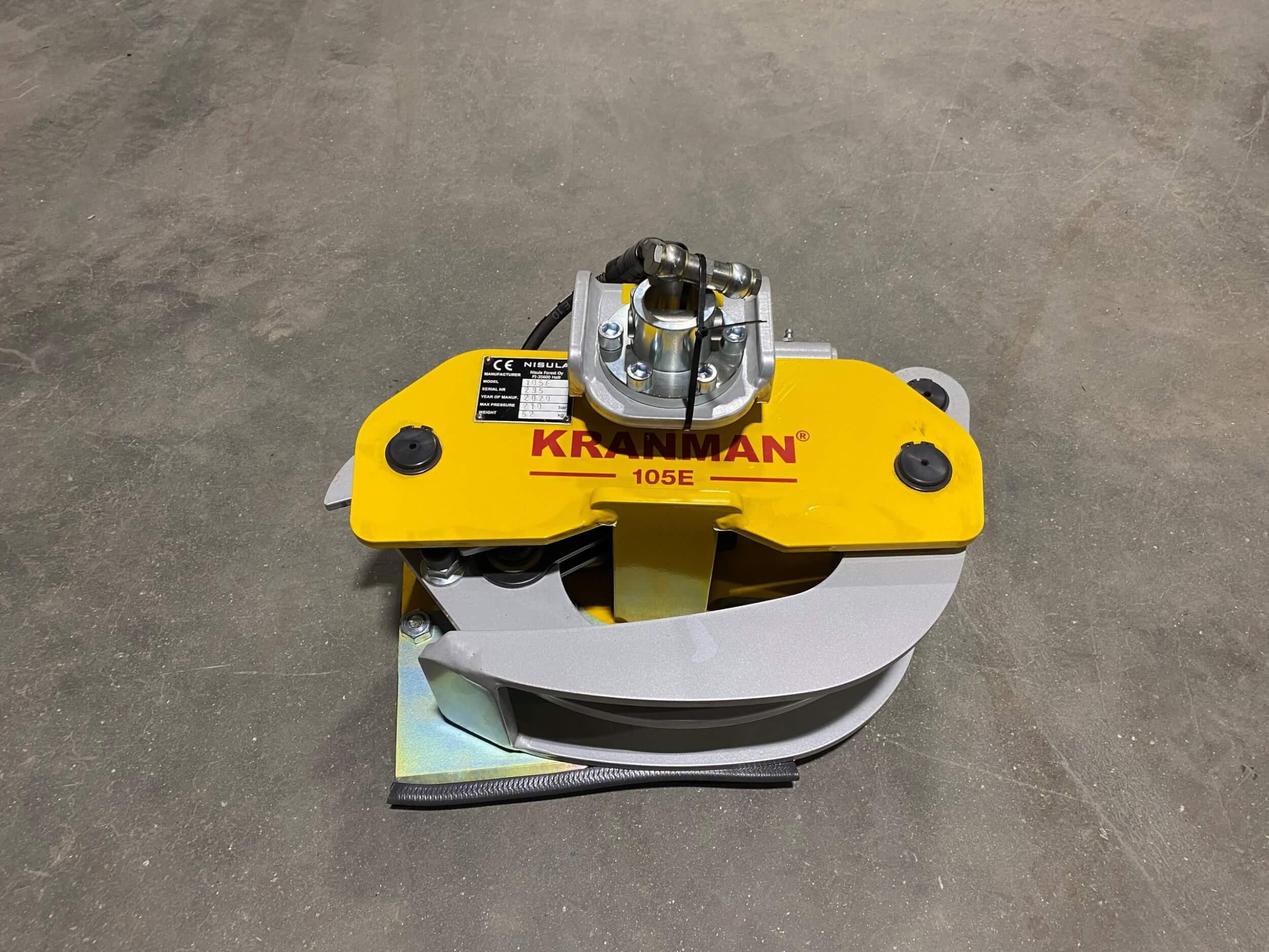 Kranman 105E Energiklipp