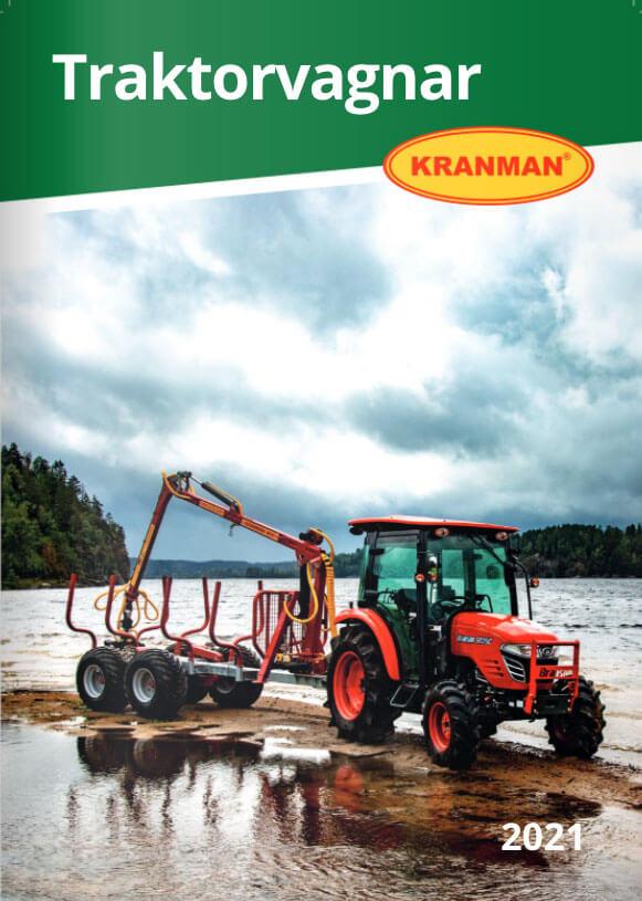 Broschyr Traktorvagnar